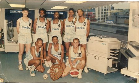 Small Heath Panthers (Summer League Champions 1990)