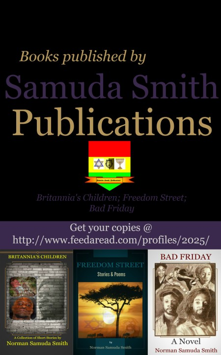 Samuda Smith Publications Poster